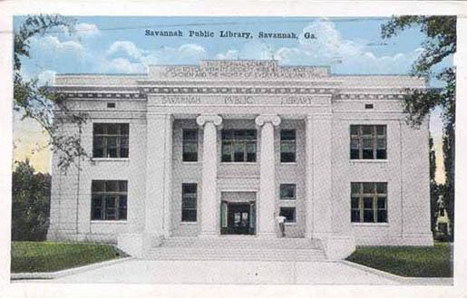 Biblioteca Pública de Savannah