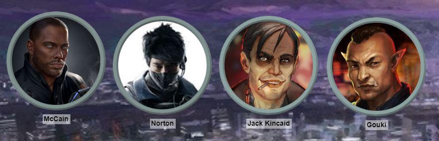 Shadowrunners