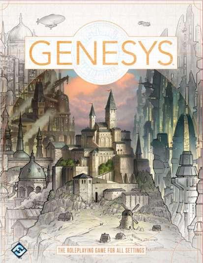 Genesys capa