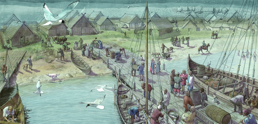 kaupang-viking-trading-town-norway